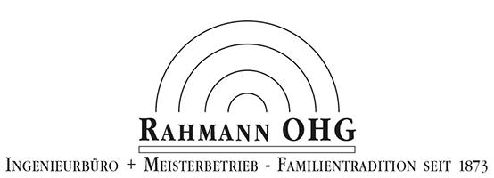 RAHMANN OHG Retina Logo